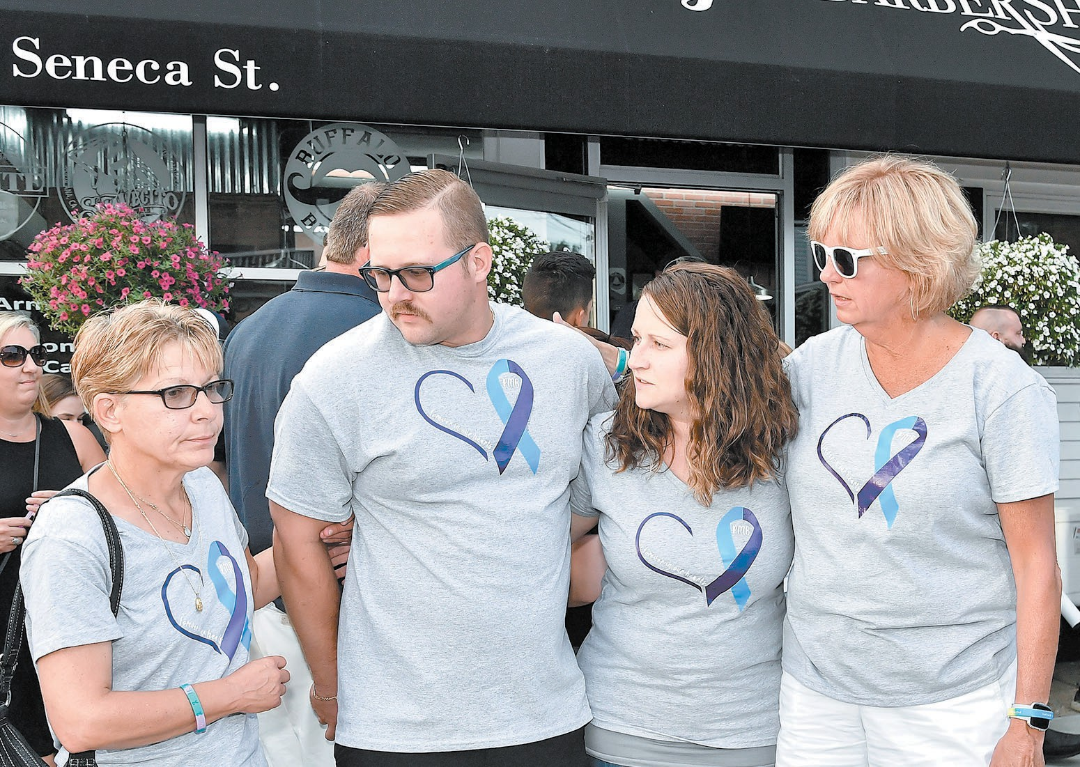 Walking for a cause | West Seneca Bee